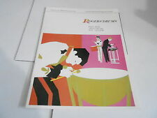 VINTAGE MUSICAL INSTRUMENT CATALOG #10670 - 1970 ROGERS MARCHING BAND DRUMS