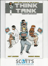 THINK TANK CREATIVE DESTRUCTION  #3   NM  NEW  (BAGGED & BOARDED)  FREEPOST