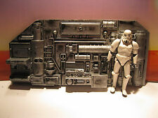 Star Wars Custom Cast Award Winning Wall Hanger Panel Diorama Part 3.75 Scale