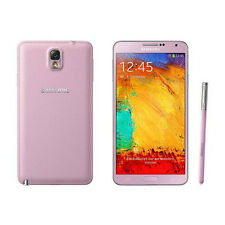 Unlocked Samsung Galaxy Note 3 N9005 4G 16GB Android HD Smartphone 13MP Pink #B2