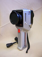 VINTAGE SHARP QC-54 NEWVICON COLOR VIDEO CAMERA 10 PIN TYPE VIDEOCAM