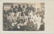 2 x Foto/AK Belgien-Flandern 1917 Lazarett Soldaten (1491)