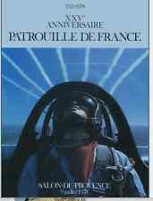 PATROUILLE DE FRANCE PAF 1978 AEROBATIC TEAM AIRCRAFT RED ARROWS FOUGA - DVD