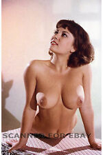 June Palmer sexy nude model print woman female girl breasts photo picture busty