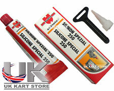Wurth Silicone Exhaust Sealant High Temperature Special 250 UK KART STORE