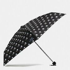 Coach Bramble Rose Print Mini Umbrella F64149 NWT Retail $65.00