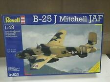 NEW MODEL- REVELL- 04520 B-25 MITCHELL JAF- LEVEL 4- NEW- W52