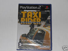 TAXI RIDER for PLAYSTATION 2 'VERY RARE & HARD TO FIND'
