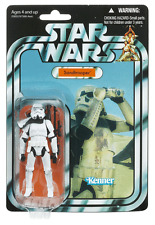 Star Wars Sandtrooper Vintage Collection Action Figure damaged card