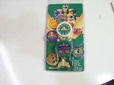 POGS POWER RANGERS STOP WATCH WITH POGS AWESOME STILL IN PACKAGE