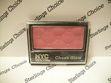 N.Y.C. / NYC Cheek Glow Powder Blush #0152-09 Cherry Blossom VHTF