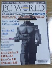Revista PC WORLD Nº 95 enero 1994  Vintage