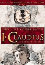 I CLAUDIUS UNCUT EDITION COMPLETE BBC SERIES DEREK JACOBI SEALED REGION 2 DVD