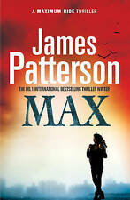 Max (A Maximum Ride Thriller), Patterson, James Paperback Book