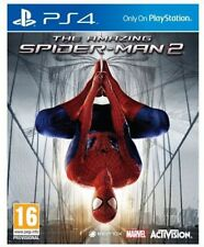 The Amazing Spider-Man 2 for Playstation 4 PS4 *BRAND NEW* (REGION FREE VERSION)