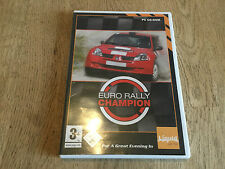 Euro Rally Champion PC Game