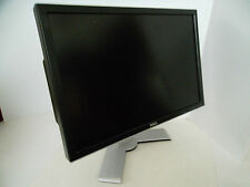 "Dell 24"" Widescreen LCD Monitor w/4-Port USB Hub VGA DVI S-Video 2407WFP CC302 !"