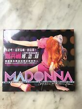 "MADONNA ""CONFESSIONS ON A DANCEFLOOR"" 2006 TAIWAN LTD SLIPCASE CD SEALED RARE"