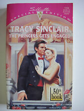 The Princess Gets Engaged by Tracy Sinclair (1997, Paperback)