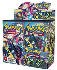 POKEMON ENGLISH XY ANCIENT ORIGINS Booster Box 36ct SEALED!!