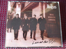 The Beatles - Live at the BBC Double CD (Live Recording).Discs In Ex.Condition.