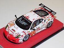 1/43 BBR Ferrari F430 GT2 24 hours of LeMans JMB Racing  2011 #83 GT2