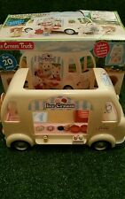 Calico Critters icecream truck (van)