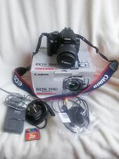 Canon EOS 350D / Digital Rebel XT Digital SLR Camera (18-55mm Lens Kit)