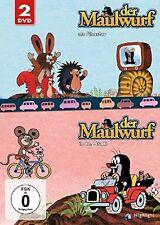 2 DVDs * DER MAULWURF - COLLECTION BOX  FILMSTAR / STADT (MB) # NEU OVP +