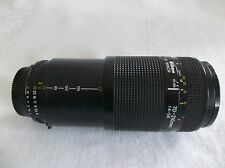 Nikon Nikkor AF 70-210mm f4-5.6 Zoom Lens 70-210/4-5.6  Nice Condition