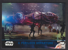 Topps Star Wars - The Force Awakens Series 2 - Blue Parallel Card # 46