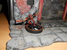 CUSTOM Heroclix DEADPOOL Steampunk Version Figure Minature Pro Painted EPIC!!!!!