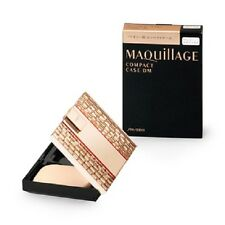 ☀Shiseido☀ Maquillage Original Foundation Compact Case DM, Sponge Only Tracking