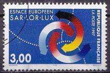 Frankreich 3252 gestempelt  Sar-Lor-Lux  1997 Gemeinschaftsausgabe