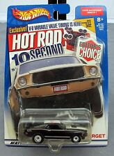 Hot Wheels Target Exclusive Editor's Choice 1970 Ford Mustang Mach 1 Mattel 2000