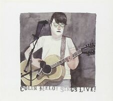 COLIN MELOY - SINGS LIVE!  CD NEU