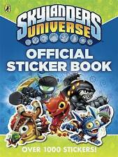 Skylanders Universe: Official Sticker Book by Penguin Books Paperback CHRISTMAS