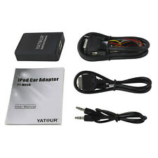 Yatour Car iPod iPhone input Music CD Changer for Volvo C70 S40 S60 S80 V40 HU