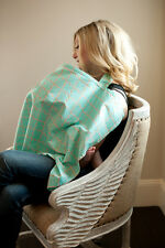 "UDDER COVERS "" NEW DESIGNS "" BREASTFEEDING NURSING COVER COTTON "" JORDAN """