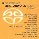 Concord Jazz Super Audio CD Sampler 2, New Music