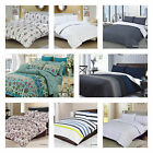 Single/Double/Queen/King Size Quilt/Doona/Duvet Cover Set Cushion Cover
