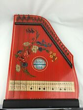 Antique JUBEL TONE ZITHER, Lap Harp West Germany