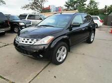 Nissan : Murano SL AWD 4dr S