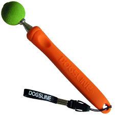 Dogsline Target Stick für Hunde und Katzen , Edelstahl 17-73cm , orange ,DL13TS
