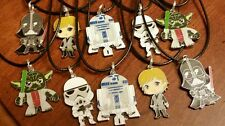 Lot of 10 necklaces ☆ birthday party favors ☆ STAR WARS☆☆OVERSTOCK SALE