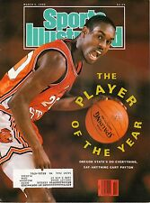 Gary Payton--1990 Sports Illustrated--Oregon State Beavers