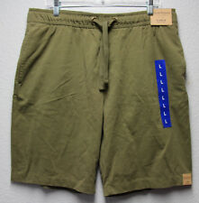 *NEW Tailor Vintage Connecticut Originals Solid Knit Chino Shorts  size L #591
