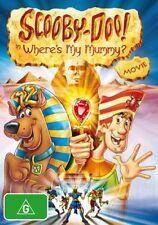 Scooby Doo Wheres My Mummy? Movie New DVD Region 4 Sealed