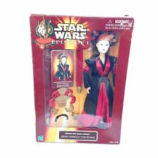 Star Wars Episode I Ultimate Hair Queen Amidala Natalie Portman Doll Hasbro NEW