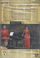 Dvd **VOICES OF OUR TIME ♦ SYLVIA McNAIR** Recital nuovo sigillato Region Free